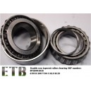 Double row Tapered Rollers Bearing BT2B441026